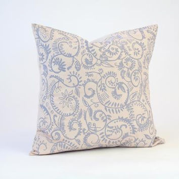 "Screen Print Pillows (18"" x 18"")"