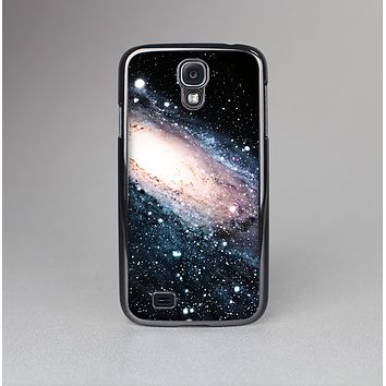 The Swirling Glowing Starry Galaxy Skin-Sert Case for the Samsung Galaxy S4
