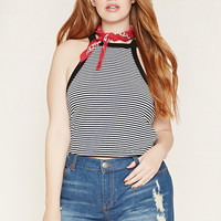 Plus Size Striped Top | Forever 21 PLUS - 2000152441