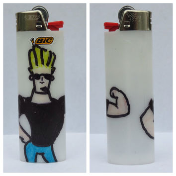 Your favorite cartoon character lighter!