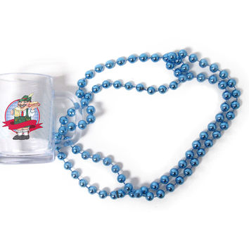 Oktoberfest Festival Beads Beer Mug/German Man