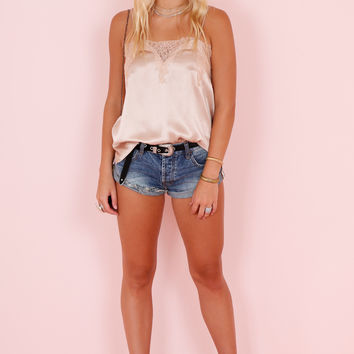 CAMI NYC | Sweetheart Charmeuse - Rose Dust