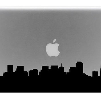 San Francisco Skyline Macbook Decal / Macbook
