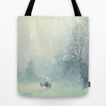 Different dont mean weak Tote Bag by HappyMelvin | Society6