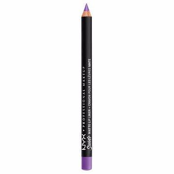 NYX Suede Matte Lip Liner - Sway - #SMLL06