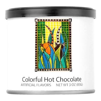 Hide And Seek Whimsical Cat Art Powdered Drink Mix