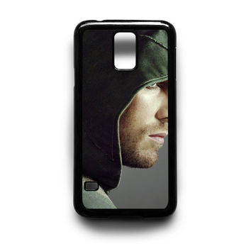 Arrow Oliver Queen Stephen Amell Samsung Galaxy S3 S4 S5 Note 2 3 4 HTC One M7 M8 Case