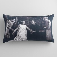 Universal Bride of Frankenstein Lumbar Pillow