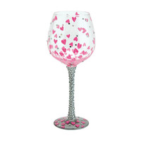 Lolita Pretty Girl Wine Glass