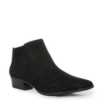 Black Marie Ankle Bootie