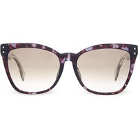 FENDI - FF0098/F/S tortoise shell cat eye sunglasses | Selfridges.com
