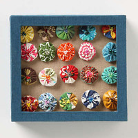 Anthropologie - Pinwheel Push Pins