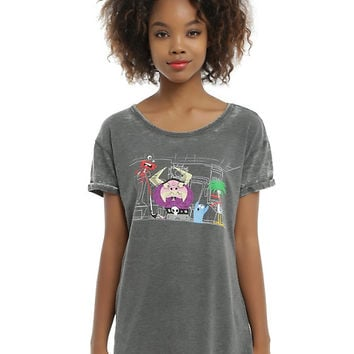 Foster's Home For Imaginary Friends Girls T-Shirt