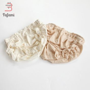 Baby Underwear New born Baby Panties Training Pants Baby Boy Girl Diapering Underpants Organic Cotton Newborn Toddler Briefs
