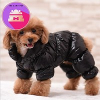 Waterproof Pet Dog Clothes Coat For Small Dog