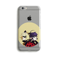 Miraculous Ladybug And Chat Noir For iPhone 6 6s 6 Plus 6s Plus SE