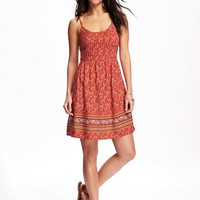 Printed Cami Dress for Women | Old Navy