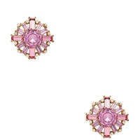 Kate Spade Kate Spade Statement Studs Pink Multi ONE