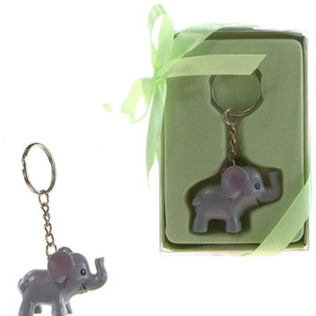 baby elephant key chain Case of 48