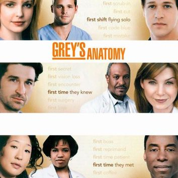 Grey's Anatomy 11x17 TV Poster (2005)
