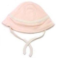 Kate Quinn Organic Terry Sun Hat (Cream, Size 2-4Y)