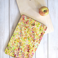Rosie Brown Ball Pit Cutting Board Rectangle