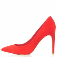 GLORY High Heel Shoes - Red
