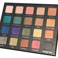 Violet Voss Drenched Eye Shadow Palette Frends Beauty Supply