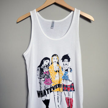 CLUELESS -  Whatever! Unisex Tank Top (XS-XL)