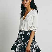 Keepsake the Label Womens Better Off Alone Skirt