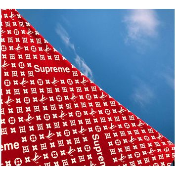 SUPREME LOUIS VUITTON Conditioning Throw Blanket Quilt For Bedroom Living Rooms Sofa