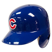 Rawlings MLB Full-Size Authentic Batting Helmet - Chicago Cubs