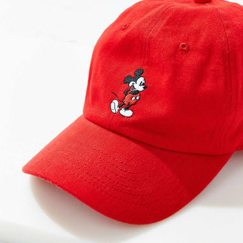 Disney Mickey Mouse Baseball Hat - Urban Outfitters