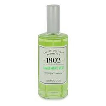 1902 Gingembre Vert Eau De Cologne Spray (Tester) By Berdoues