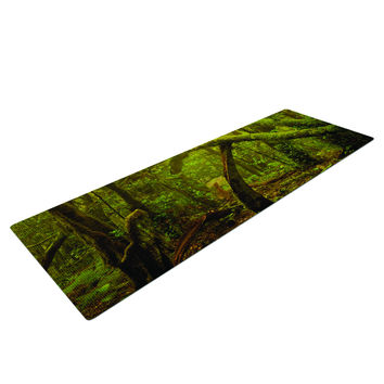 Tree Vines Yoga Mat