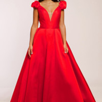 Red Prom Dresses 2015 Trend | WhatchamaCallit