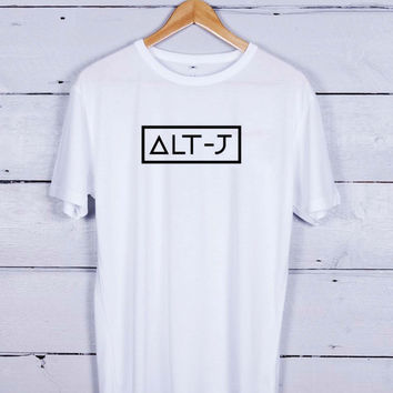 alt-j sketch Tshirt T-shirt Tees Tee Men Women Unisex Adults