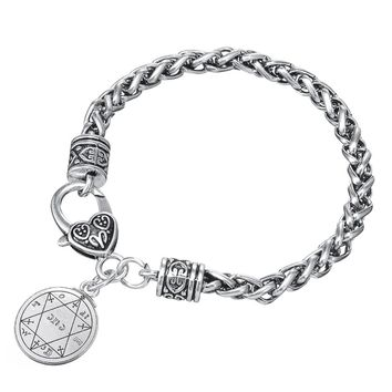 Dawapara Talisman Good Health Seal of Solomon pendant supernatural geometric bracelet best selling jewelry