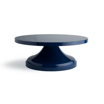 Moonlit Blue Cake Stand
