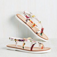 The Sun of Its Parts Sandal | Mod Retro Vintage Sandals | ModCloth.com