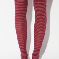 Lurex Striped Tight