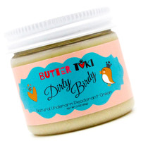Dirty Birdy Natural Deodorant Cream - Aluminum Free Deodorant