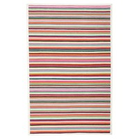 Capel Island Stripe Rug, Warm
