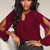 Smocked Blouse - Victoria's Secret
