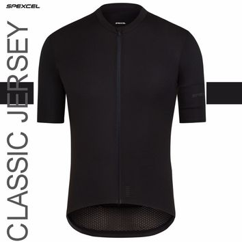 SPEXCEL 2017 Design Classic cycling Jersey Short sleeve Race cycling gear Ropa Ciclismo road bike clothes best quality