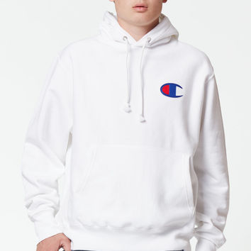 Champion Reverse Weave Pullover Hoodie at from PacSun  8cc683ae296d