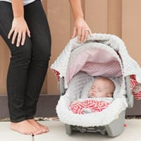 Jayden Carseat Canopy Whole Caboodle
