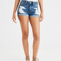 AE Ne(x)t Level High-Waisted Shortie, Vintage Star