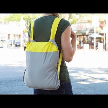 Notabag | Convertible Tote Backpack