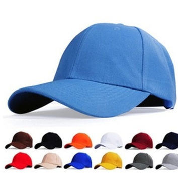 Multi-color Baseball Cap in Great Deal [6415357121]